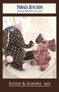 Indygo Junction Eloise & Elmore Sewing Pattern