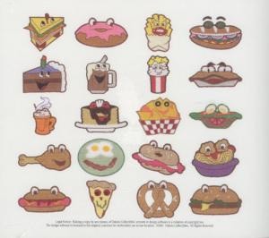 Dakota Collectibles 970115 Food Faces Multi-Formatted CD