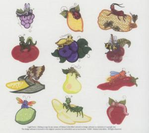 Dakota Collectibles 970117 Sewin' Big #11 Garden Critters Multi-Formatted CD