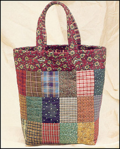 Indygo Junction Country Tote Sewing Pattern