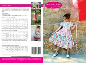 Marie-Madeline Studio M080 Torrance Dress Sewing Pattern