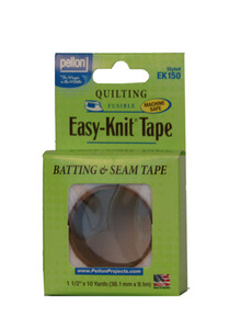 "Pellon EZ Knit Fusible Tape 1.5"" x 10yds"
