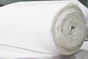 "Legacy by Pellon 80/20 Natural Cotton Blend Roll 120""x30yds Needle Punched Batting"