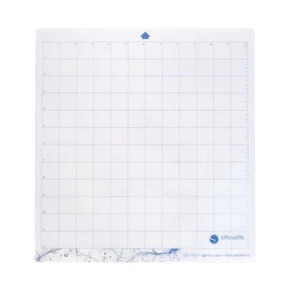 "Silhouette Cameo MAT12LT 12x12"" Light Tack Cutting Mat"