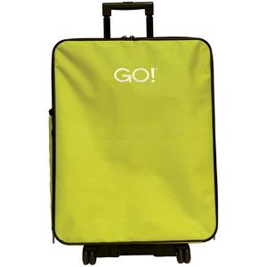 GREEN, GO, CUTTER, DIE, TOTE, Accu, Quilt, 55251, Fabric, Trolley, Roller, Case, Die, Mat, Bag