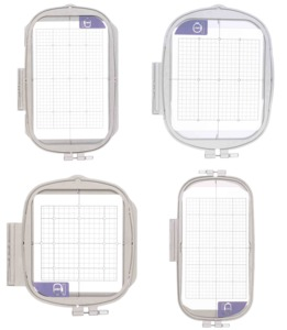 "Sew, Tech, 4in1, Hoops, 4in1e, 4in1-E, 7x12, SA440, 8x8, SA446, 8x12, SA447, 6x6, SA448, Brother, Quattro, for, up, to, Brother, 8x12"", Quattro, Only"