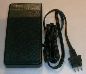 Foot Control 416079801 Pfaff 1200 Grand, Viking Mega Quilter, Cord (Janome)