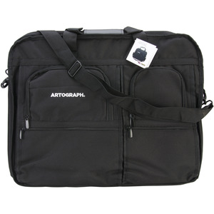"Artograph A225740 Storage Bag 12x17"" for A940 Light Pad, 5 Zippered Pockets, Handle, Shoulder Strap"