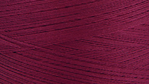 BURGUNDY  -THREAD COTTON 3000M, Gutermann 27166 Natural Cotton 50wt Thread 3,281 Yard Spool Burgundy