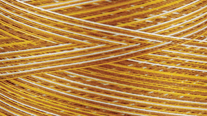 Gutermann Natural Cotton Thread Variegated 3,281 Yards Butternut
