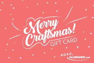 $300 AllBrands.com Emailed Online Electronic Gift Card Good for 5Years