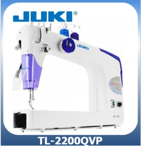 "47225: Juki TL2200QVP Demo 18x10"" LongArm Quilting Machine Japa"