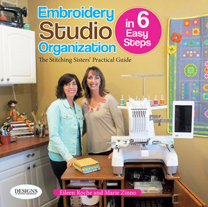 Inside this 64-page book, Marie and Eileen will guide you through six easy steps to reorganizing your studio.