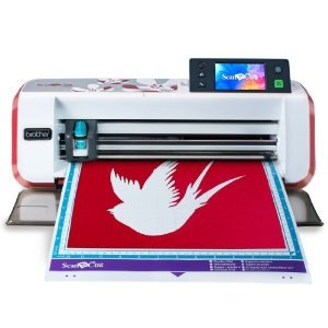 Brother CM100DM ScanNCut RED 12