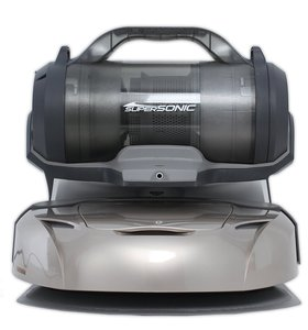 Ecovacs Deebot D77 3D Floor Cleaner Robot Cleaning Kitchen Small