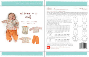 Oliver + S : Lullaby Layette Set