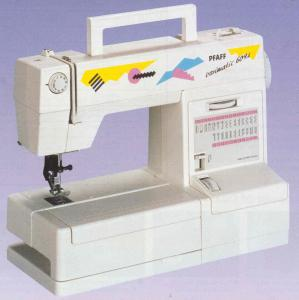Pfaff Varimatic 6091 Built-in  Integrated Dual Feed Home Sewing Machine - FACTORY SERVICED