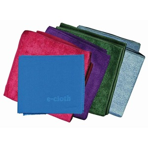 e-cloth Starter Pack 5-Pack (Assorted Colors)