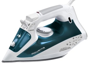 Rowenta DW4051, dw4050, Project Runway, Micro Steam, Iron, 330 Holes, 1700W, Auto Off