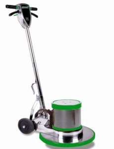 "Bissell BGTS-21 FMT Oreck XL PRO™ FMT Series Rotary Floor Machine, 175/300 RPM, 1.5 HP, 50 ft Cord 17"", 19"" or 21"""