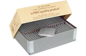 Perfection, Master, Crayon, PMC, 3001, Weight, Giant, PMC, Tailor, Wax, Chalk, White, 48, Piece