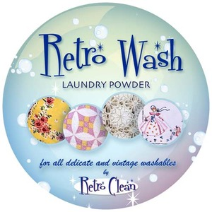 Retro Clean Retro Wash Laundry Powder 1lbnohtin