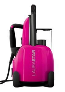 LauraStar LIFT+PINKYPOP Steam Generator Ironing Station 2200W, 3.5 Bars Steam Pressure, 3 Minute Heat Up, Pinky Pop
