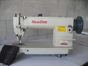 New Star AE-0302CX Walking Foot Upholstery Sewing Machine Power Stand*