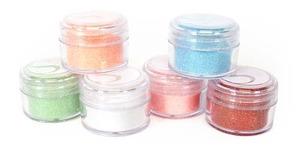 Silhouette Cameo Pastel Glitter