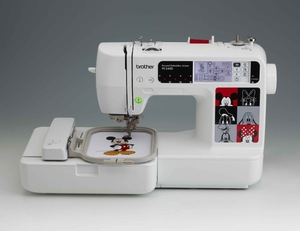 pe540d 4x4 embroidery machine