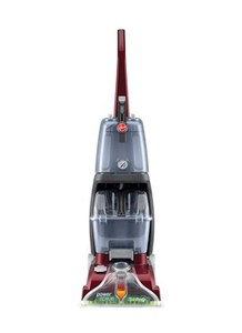 Hoover FH50150 Power Scrub Deluxe Carpet Washer, SpinScrub Hand Tool