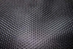 Nifty Notions Mesh Fabric, Light Weight, Black 10 yards