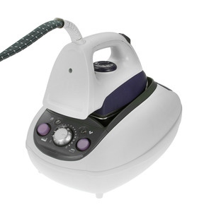 steam iron, steam, iron, wrinkles, vapor, Kalorik SIS40516PL Purple Steam Generator Pro Ironing Station 4Bar 90g/Min