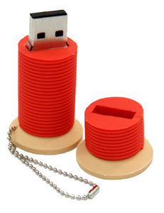 Thread Spool 2GB USB Stick