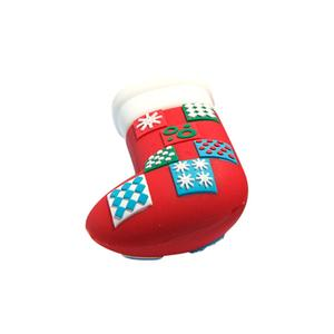 Quilted Christmas Stocking 2GB USB Stick