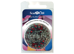 Brother CARS10R 800 Red Rhinestones 10SS Refill ScanNCut CM650 550 250 100nohtin