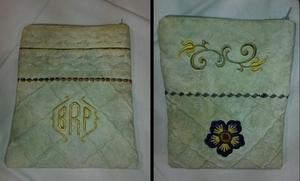 Louis Carney Sit&Sew iPad Case on Janome 15000 Thurs Dec 11 Lafayette 10am-3pm
