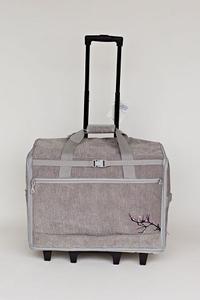 Bluefig DS23 Designer Sewing Machine Trolley Roller Bag Travel Case 5 Colors