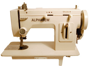 Alphasew, PW200ZZ, PW200-ZZ, Portable Walking Foot , Straight Stitch  & 5mm Zigzag, Flatbed, Sewing Machine,
