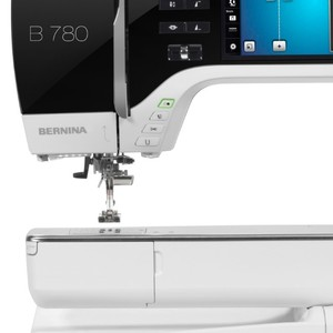 "Bernina 780 Sewing 130 Embroidery Machine, 12 Fonts, Dual Feed, 10"" Arm, BSR*, Swiss"