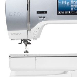 "Bernina 710 Computer Sewing Machine, 10"" Arm, BSR* Stitch Length Regulator"