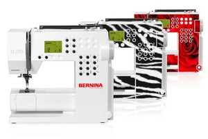Bernina 215 Computer Sewing Machine, Threader, Needle Stop Up Down, Speed Control, customizable