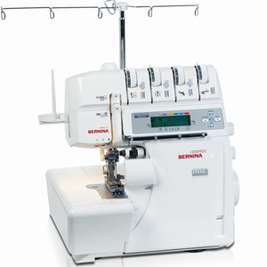 BERNINA 1300MDC Professional Serger, LCD, Threader, Micro Control, Swing Out Foot