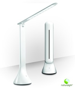 Daylight, UN1310, Folding, Smart, Lamp, Light, R10, LED, AC, Adapter, USB, Cable, 3, Step, Dimmer