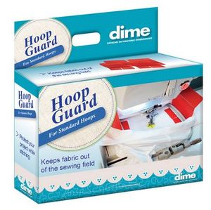 DIME, HG0002, 4, Hoop, Guard, Standard, Fabric, Away, Needle