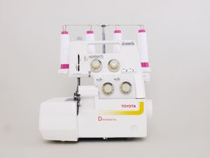 Toyota SL3314 SL-1T (TL-432DE) 3-4 Thread Overlock Serger, Built In Rolled Hem*