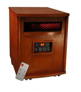 Sunheat, TW1500, Thermal, Wave, Electric, Portable, Infrared, Heater