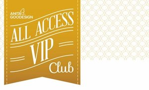 Anita Goodesigns 1 Year Full VIP All Access Club Membership, 9 Extras!