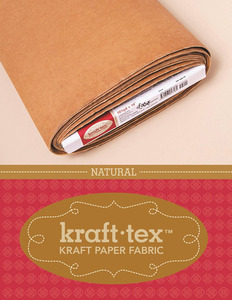 C&T Publishing CT20228 Kraft-Tex Paper Fabric Natural Bolt