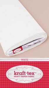 C&T Publishing CT20246 Kraft-Tex Paper Fabric White Bolt